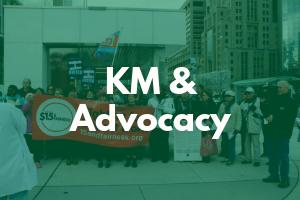 Link to Knowledge Mobilization & Advocacy
