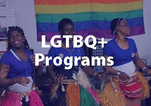 LGTBQ+ Programs