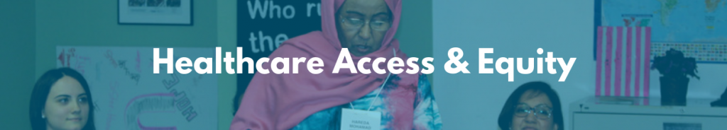 Link to Healthcare Access & Equity